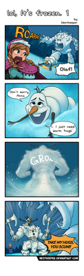 lol, It's frozen - 1 by Nestkeeper
