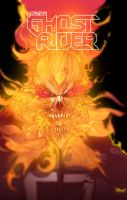 GHOST RIDER by Gambear1er