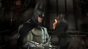 Batman Arkham City by Genius-MasterminD