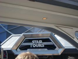 Star Tours: The Adventures Continue (9.23.2013) by VoyagerHawk87