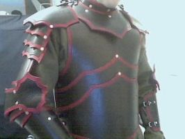 Gothic Armour, upper body 2 by Tulloran