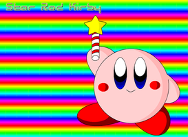 Star Rod Kirby by KirbyDude64