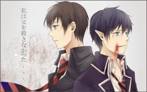 Ao no exorcist - I didn't kill by jaerika