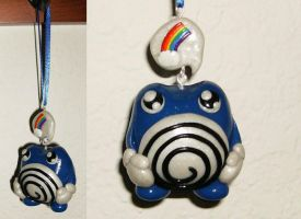Poliwhirl Hanging Emote by LaPetitLapearl