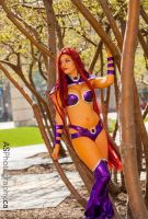 Starfire by oki-cospi