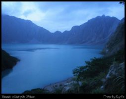 Pinatubo, Mouth of the Volcano by Kyrille