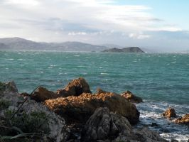Mountain Bay Stock 2 by adverbial-spectra