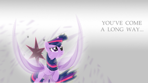 Twilight's destiny Wallpaper by Mithandir730