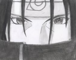 Itachi by JamesUchiha