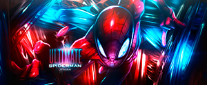 Ultimate Spider Man Tag by JovanXtremeDesign