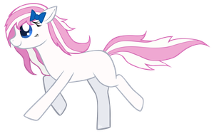 Trade: Pink Peppermint by ForeshadowART