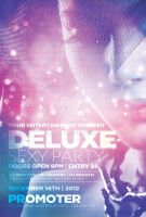 Deluxe Sexy Party Flyer by Valery-10