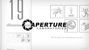Aperture science Tests by Grumpy-Owl