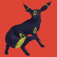 Umbreon by Rhocess