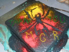 #operation MCRmy cake by Cuddlepuss