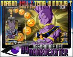 Bills Theme Windows 7 by Danrockster