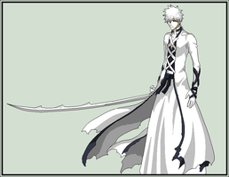 Shiosaki new BanKai by Likesa