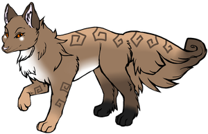 Canine Adoptable 5 -Closed- by ReedAdopts