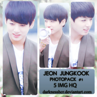 Jungkook Photopack #1 by darknesshcr
