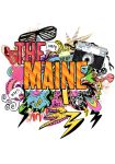 The Maine t-shirt design by frankenberryfied