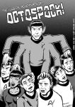 Octo-Spock by curtsibling