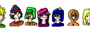 SP: emote lineup by MegJ
