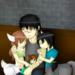Family Moment by lupie1324