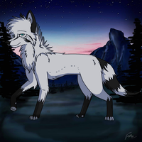 ven - AT by wolfynighteyes