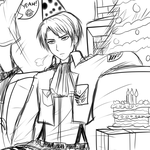 Christmas Gift Levi by Vhenyfire