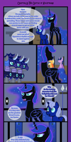 Past Sins: The Castle Of Nightmare P11 by SaturnStar14
