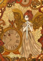 Clockwork Angel by missanimestranger