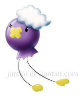 Drifloon by jureko