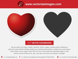 Free Vector Heart by AlsusArt