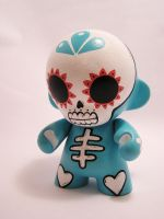day of the dead - munny by smushbox