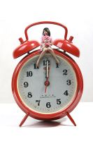 LittleJean on The Red Clock by L2design