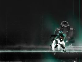Brian Westbrook Wall by N4S-GFX