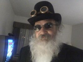 :NebrasKon 2011: Steampunk Dad by TeapotTritium