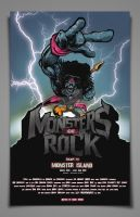 Monsters of Rock Cruise by dorarpol
