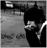 Lonely Emo by skittleflavouredmind