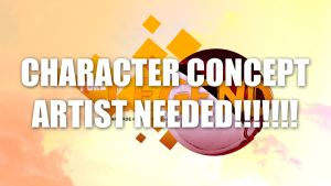 Character Concept Artist Needed by HazeFrederick