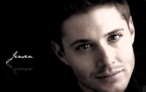 Jensen Wallpaper 2 by Caes-Doodles