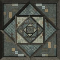 Leaded Glass by FractalEyes