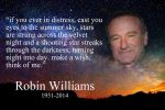 Robin williams tribute by Ravenfire5