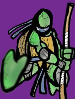 Donatello by superultimateomega
