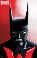 Batman Beyond by asylum-studios