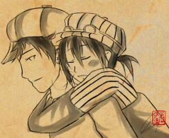 VT: Week 5 Extra: Necalli and Ritan by ShinYuugen
