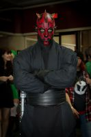 Darth Maul - MegaCon 2012 by FlyByPhoto