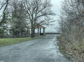 Thompson Park Observation, HDR by Lectrichead