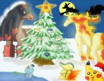 A Pokemon Christmas by vampireknight16