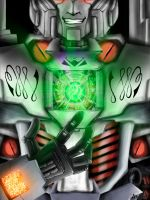 Point One Percenter - Megatron by Axylh